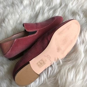 J. Crew Shoes - J. Crew NWOT Velvet Loafers